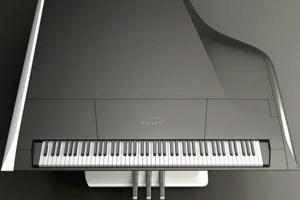 Piano pour la Manufacture Pleyel conçu par Peugeot Design Lab [DR]