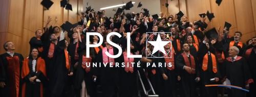 Retour sur la première cérémonie des Docteurs PSL 2017!