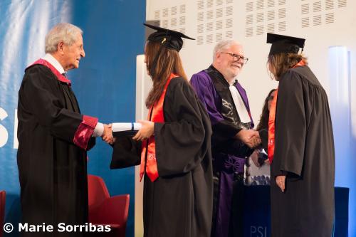 Devenir professionnel des Docteurs PSL 2016