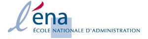 ENA : Concours externe spécial « docteurs »