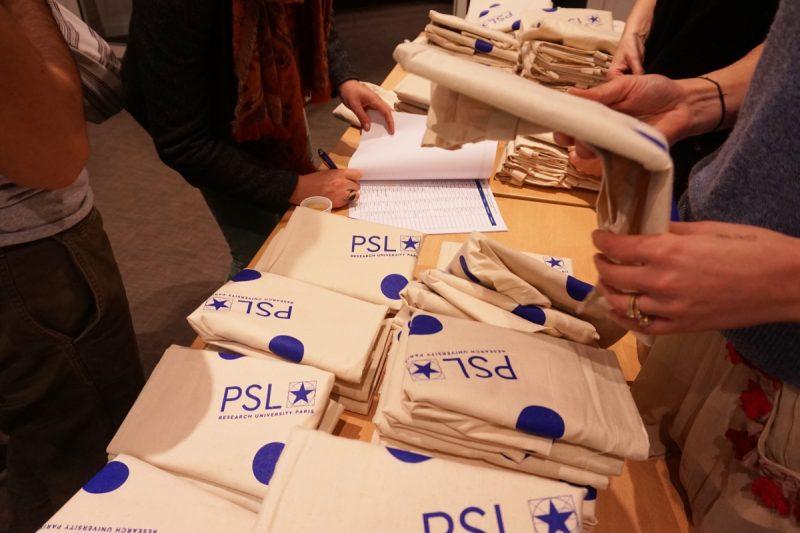 Bienvenue aux nouveaux doctorants PSL - 6 décembre 2016
