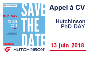Le «PhD Day» d'Hutchinson