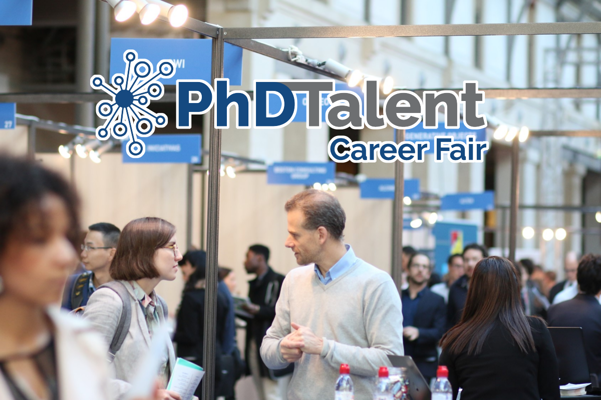 PhDTalent Career Fair 2018