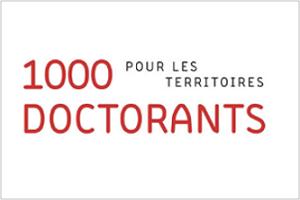 Programme 1000 doctorants pour les territoires
